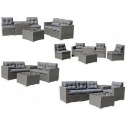 Set záhradného nábytku s...